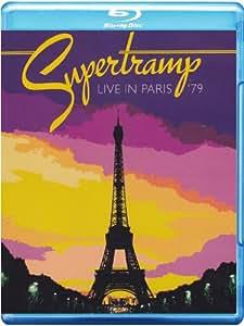 SUPERTRAMP - LIVE IN PARIS 79 [Blu-ray]