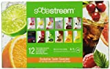 Sodastream Sodamix Variety Pack (6 diet and 6 trial portion packs)