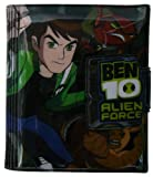 BEN 10 Alien Force (BTB-090) 3 Fold Wallet , Billfold Wallet, Purse, Pouch - gift for kids, boys, children, son, nephew, birthday, school, christmas, easter, halloween, student, travel, camping, picnic, office.