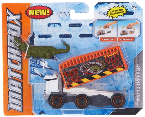 Matchbox Catch the Creature Swing Trapper