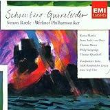 echange, troc Simon Rattle - Schoenberg - Gurrelieder