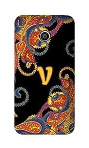 SWAG my CASE Printed Back Cover for Motorola Moto E