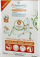 Puressentiel Articulations 3 Patchs Chauffants aux 14 Huiles Essentielles