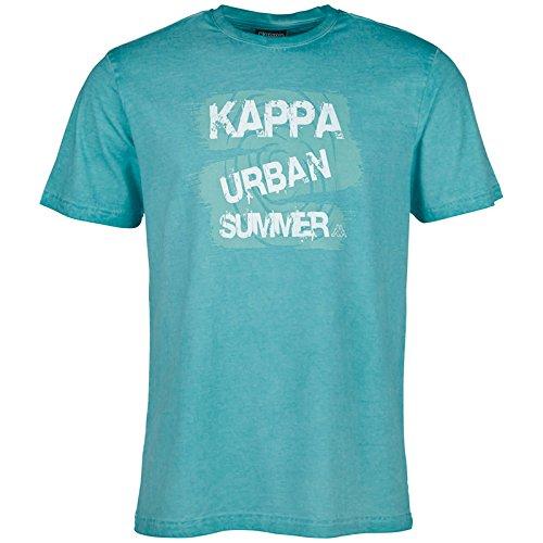 Kappa-Maglietta Wim a maniche corte, Uomo, Wim T-Shirt Short Sleeve, ceramica, M