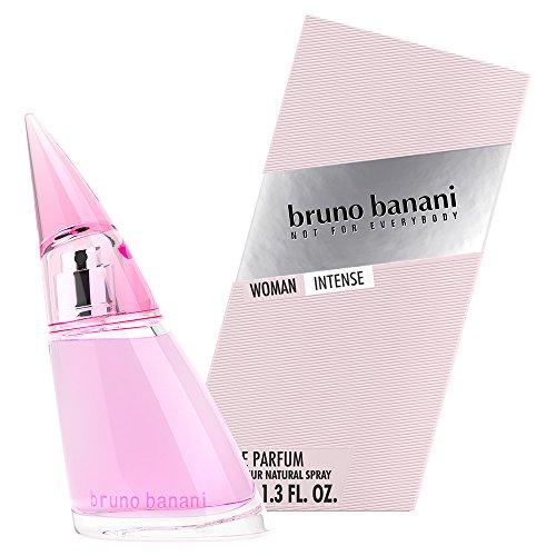 bruno banani - Eau de Parfum da donna, Natural Spray, 40 ml