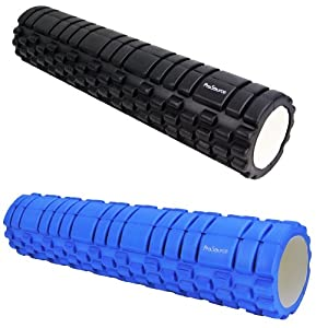 """ProSource Ultra Deluxe Revolutionary Sports Medicine Roller - Full Size 24"""" x 6"""" from ProSource"""