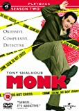 Monk - Season 2 [Import anglais]
