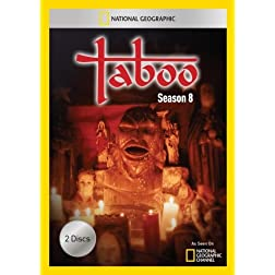 Taboo Season 8 (2 Discs)