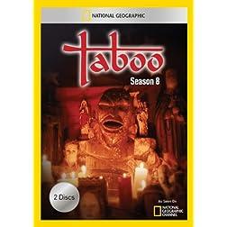 Taboo Season 8 (2 Discs)