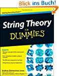 String Theory For Dummies (For Dummie...