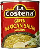 La Costena Original mexicanische Salsa Verde , 1er Pack (1 x 2.95 kg)