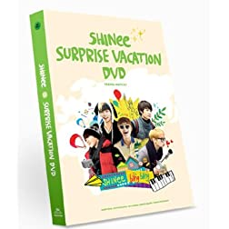Shinee Surprise Vacation Note