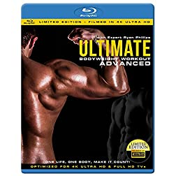 ULTIMATE Bodyweight Workout 4K Advanced Limited Edition - [Blu-ray]