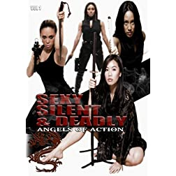 Sexy Silent & Deadly; Angels of Action Vol. 1
