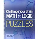 Challenge Your Brain Math & Logic Puzzles (Mensa)