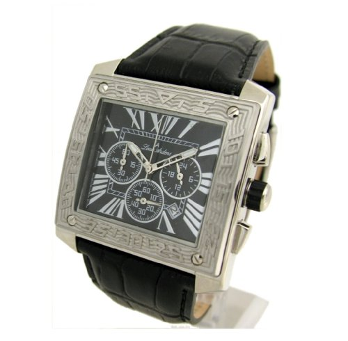 Louis Ardens Oregon Square Gents Chronograph Watch