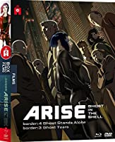 Ghost in the Shell - Arise - Films 3 et 4