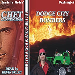 Dodge City Bombers: Penetrator Series, Book 9   [Chet Cunningham]