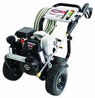 Simpson MSH3125-S MegaShot 3100 PSI 2.5 GPM Honda GC190 Engine Gas Pressure Washer