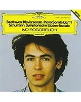Beethoven: Klaviersonate, Op. 111; Schumann: Symphonische Etüden; Toccata Op. 7