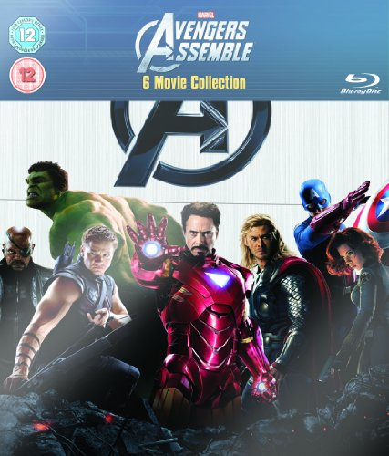 Avengers: Movie Collection [Blu-ray] [Import]