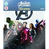 Marvel's The Avengers - 6-Disc Box Set [Blu-ray] [Region Free]by Robert Downey Jr