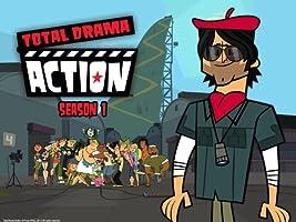 Total Drama Action Season 1