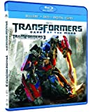 Transformers: Dark of the Moon (Bilingual) [Blu-ray + DVD + Digital Copy]