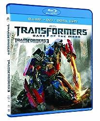 Transformers: Dark of the Moon (Blu-ray/ DVD/ Digital Copy Combo)