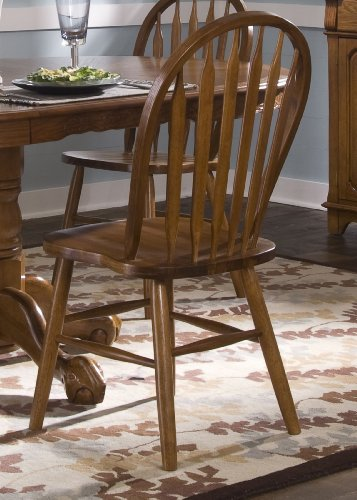 Nostalgia Arrow Back Windsor Side Chair Set of 2 (Windsor Side Chair compare prices)