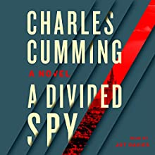 A Divided Spy Audiobook by Charles Cumming Narrated by Jot Davies
