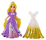 Double the dress up fun with MagiClip dolls that feature two royal fashions inspired by their fairy tales! choose from Cinderella, Ariel, belle, Tiana, Rapunzel, Sleeping Beauty, Snow White and Merida. Each wears a shimmering iconic gown and comes with an additional pretty dress that highlights her personality. Dressing a princess has never been easier! MagiClip fashions are gentle on fingers, fun and fast, because a princess must be ready to go from playtime, to a ball, or her own coronation as quick as a wish comes true! collect all of the MagiClip princesses and host a royal fashion show! each sold separately. Dolls cannot stand alone. Ages 3 and older.