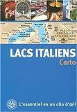 echange, troc Serge Guillot, Francesca Buzzeti - Lacs italiens