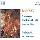 Rameau: Anacreon & Daphnis et Eglé