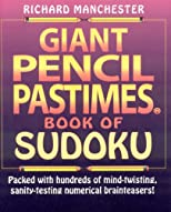 Giant Pencil Pastimes Book of Sudoku