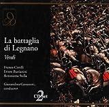 echange, troc Verdi, Corelli, Bastianini, Stella, Gavazzeni - La Battaglia Di Legnano