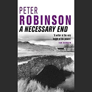 A Necessary End Audiobook