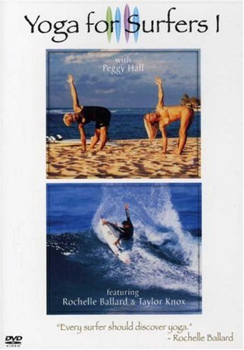 Yoga for Surfers I; II; III (in English)