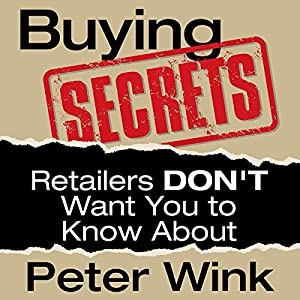 Buying Secrets Retailers DON'T Want You to Know About Audiobook