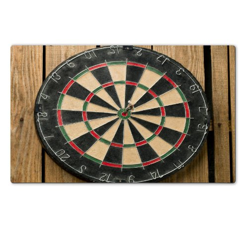 Dart Challenge Business Bulls Archery Table Mats Customized Made To Order Support Ready 28 6/16 Inch (720Mm) X 17 11/16 Inch (450Mm) X 1/8 Inch (4Mm) High Quality Eco Friendly Cloth With Neoprene Rubber Msd Deskmat Desktop Mousepad Laptop Mousepads Comfor