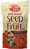 Enjoy Life not nuts! Beach Bash Nut Free Seed and Fruit Mix, Gluten, Dairy & Nut Free,  6-Ounce Bags (Pack of 6)
