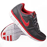 Nike Free Waffle AC Leather Dark Grey Red