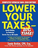 img - for Lower Your Taxes - Big Time! 2009-2010 Edition book / textbook / text book