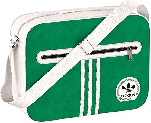 Adidas Airliner Borsa a tracolla in camoscio