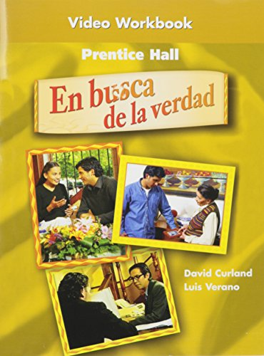 REALIDADES STUDENT VIDEO STORYLINE WORKBOOK LEVEL 2 FIRST EDITION 2004