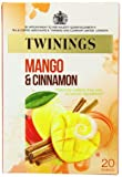Twinings A Moment of Calm Mango and Cinnamon 20 Teabags (Pack of 8, 160 Teabags)