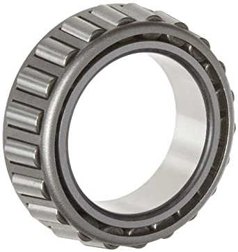 "Timken M111048 Tapered Roller Bearing, Single Cone, Standard Tolerance, Straight Bore, Steel, Inch, 2.5000"" ID, 1.0200"" Width"