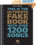 The Ultimate Fake Book (for C Instrum...