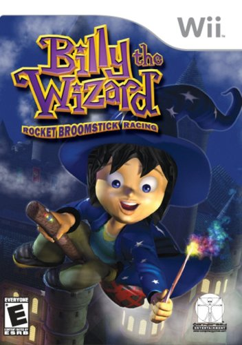 Billy The Wizard - Nintendo Wii 5pcs lot free shipping ad579jn ad579ln ad579kn ad579 dip new 5cs lot ic