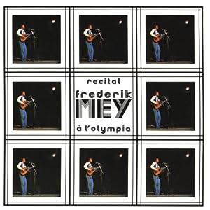 Recital Frederik Mey a L'olympia